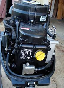 1999 Sail Power 9 9hp Mercury Bigfoot 25 U0026quot  4 Stroke Outboard Boat Motor