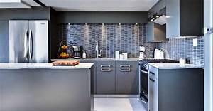 Revêtement Mural Cuisine : rev tement mural pour une cuisine lequel choisir ~ Farleysfitness.com Idées de Décoration