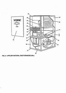 Fig  2 Diagram  U0026 Parts List For Model P3urc16n07501c York