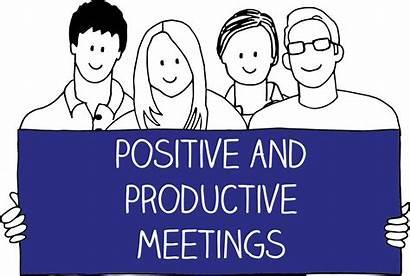 Productive Meetings Positive Basket