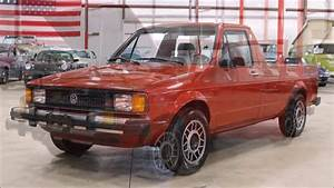 Pick Up Vw : 1982 volkswagen rabbit pickup youtube ~ Medecine-chirurgie-esthetiques.com Avis de Voitures