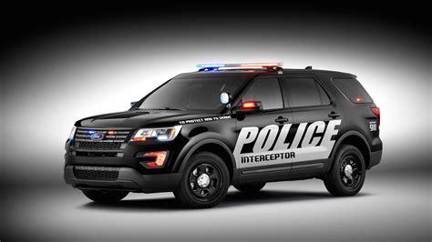 2018 Ford Police Interceptor Wallpaper Hd Car Wallpapers