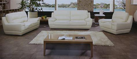 white leather sofa set dado 3 piece italian top grain off white leather sofa set