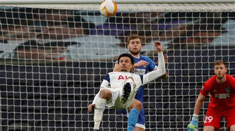 Europa League Results 2021, Tottenham Spurs vs Wolfsberger ...