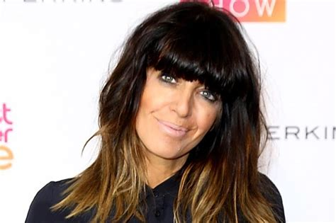 Strictly's Claudia Winkleman admits to naked spray tan ...
