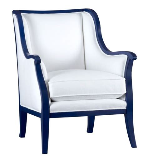 chair with cobalt blue frame home accessories