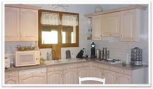 Relooking Cuisine : mon relooking de cuisine avant apr s veronique c c t ~ Dode.kayakingforconservation.com Idées de Décoration