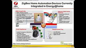 Zigbee Home Automation 1 2