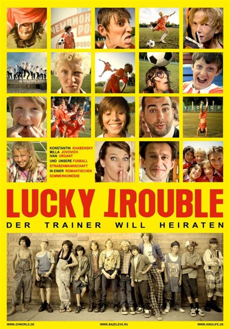 lucky trouble  hollywood