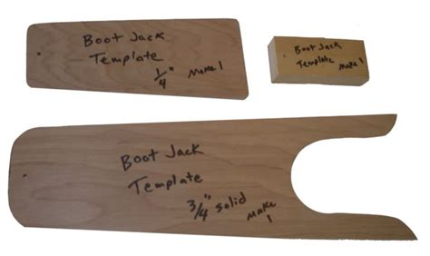 boot jack template woodworking projects plans