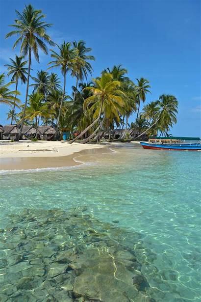 Blas San Panama Islands Kuna Yala Playas
