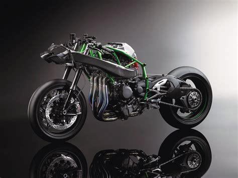 Review Kawasaki H2r by 2015 Kawasaki H2r Supercharged Review