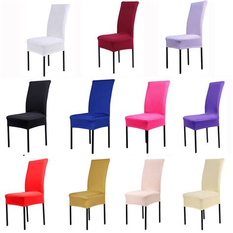 dining chair covers spandex strech dining room cadeira