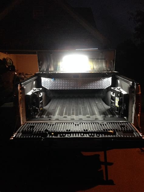 tool box lights led tool box light and light ford f150 forum