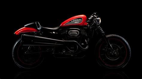 Harley Davidson 883r Sportster Cafe Racer Wallpapers