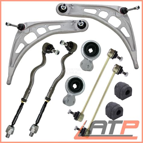 Bmw E46 Parts by Suspension Track Arm Wishbone Kit Front 10 Part