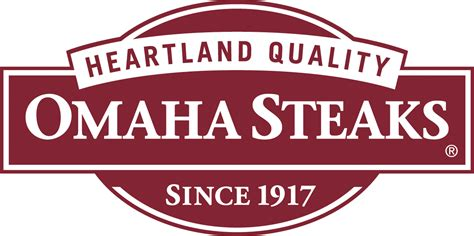 Omaha Steaks Logo and Creative Specifications
