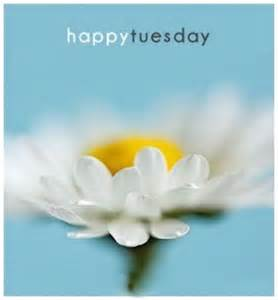 Happy Tuesday Flowers