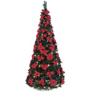 100 noble fir artificial christmas tree 7 5ft snowy