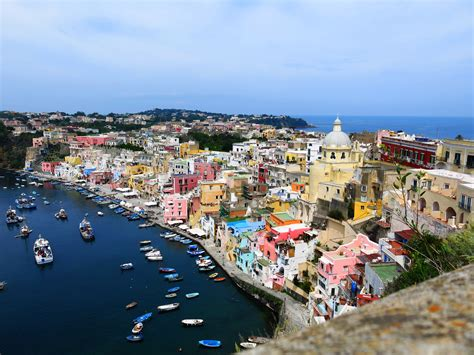 Five Day Trips To Take From Naples Italy