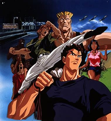 voir anime street fighter   vf vostfr