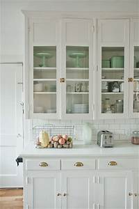 bright white kitchens coast design With kitchen colors with white cabinets with antique brass wall art