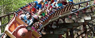branson theme park rides attractions silver dollar city
