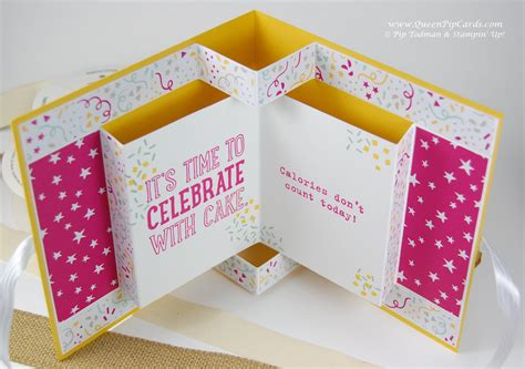 Pop Up Card Archives  Queen Pip Cards