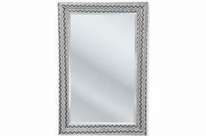 Miroir Rectangulaire Pas Cher : miroir argent mm en bois reva miroir rectangulaire pas cher ~ Dailycaller-alerts.com Idées de Décoration