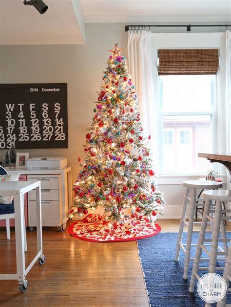 unique tree decorating ideas