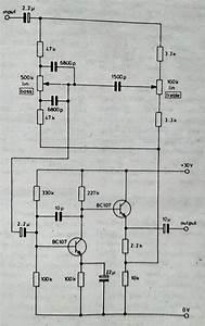 Top 5 Tone Control Circuit