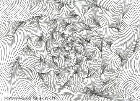 Verschiedene Strukturen Zeichnen by Linienspiele Kunstkramkiste Seite 2