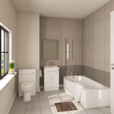 Mayford Complete Bathroom Suite  Own Brand Obpack181
