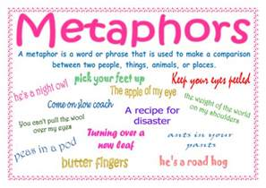Example Metaphor Definition