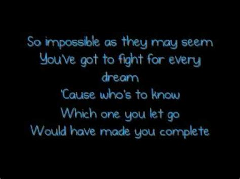 Jls [deut] Westlife  Flying Without Wings With Lyrics
