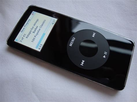 ipod nano 1 generation an illustrated history of the ipod and its impact cult of mac