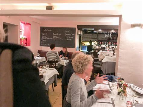 Kleiner Speisesaal Restaurant Geheimtipp In Uhlenhorst