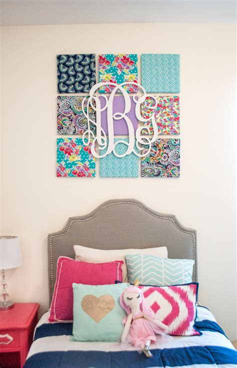 sweet diy decor ideas  girls rooms