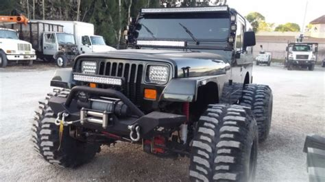 all car manuals free 1994 jeep wrangler spare parts catalogs 1994 jeep wrangler 4 0 yj 4x4 lifted no reserve for sale jeep wrangler 1994 for sale in cape