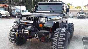 1994 Jeep Wrangler 4 0 Yj 4x4 Lifted For Sale In Cape