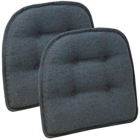 """Gripper Non Slip 15"""" x 16"""" Thatcher Tufted Chair Cushions"""