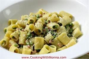 Prosciutto peas pasta recipes Food pasta recipes