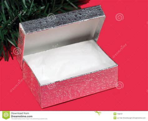 empty gift box stock image image 148701