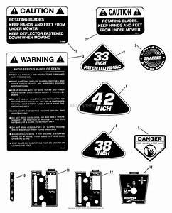 Snapper Hz15420kve 42 U0026quot  15 Hp Ztr Yard Cruiser Series 0