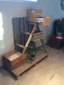 Arbre A Chat En Palette : cat gym made from recycled wood pallets various pallet wood projects cat playground cats ~ Melissatoandfro.com Idées de Décoration
