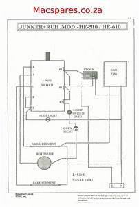 Oven Thermostat Wiring Diagram