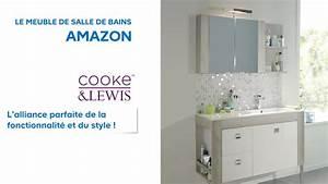 meuble de salle de bains amazon cooke lewis 625070 With castorama meubles de salle de bain