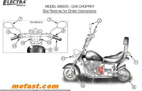 Apc Mini Bike Parts Diagram Downloaddescargar