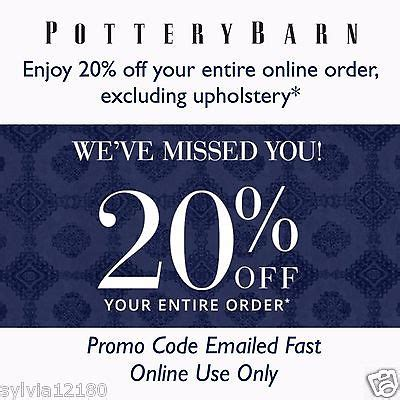 pottery barn free shipping code pottery barn codes 2018 cyber monday deals on