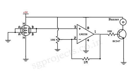 Circuit Schematic Electronics Lab